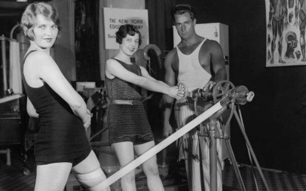 Первый фитнес-лагерь: как худели пышки в 30-х годах