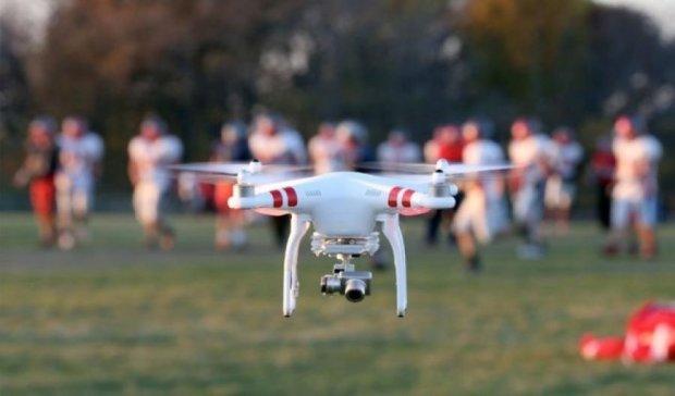 Як в США: українців змусять отримати права на дрони