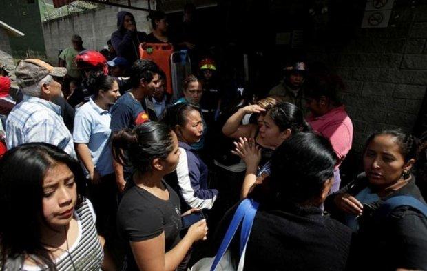 Пожар в детском центре Гватемалы: власти объявили траур
