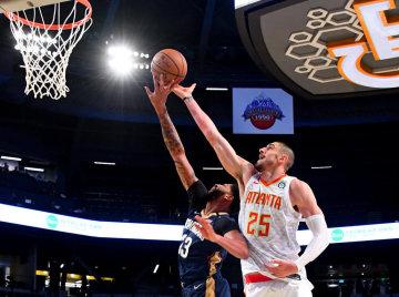 Лень ледь не побився під час матчу НБА: відео