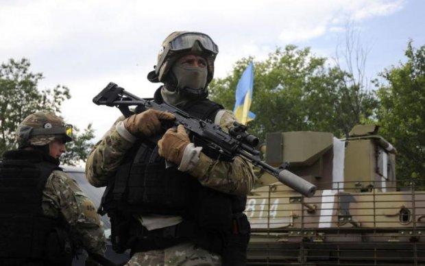 Українські воїни добряче провчили бойовиків вогнем: відео