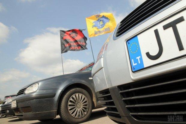 В Україні затвердили тимчасовий порядок розмитнення евроблях: інструкція
