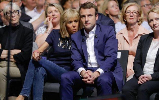 Чуттєва історія кохання фаворита французьких виборів сколихнула мережу