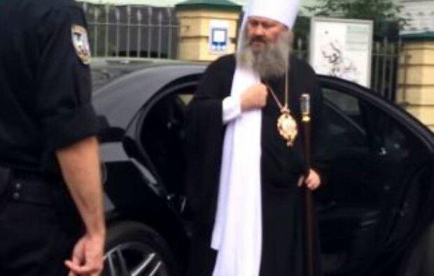 Митрополит Павло, скріншот: YouTube