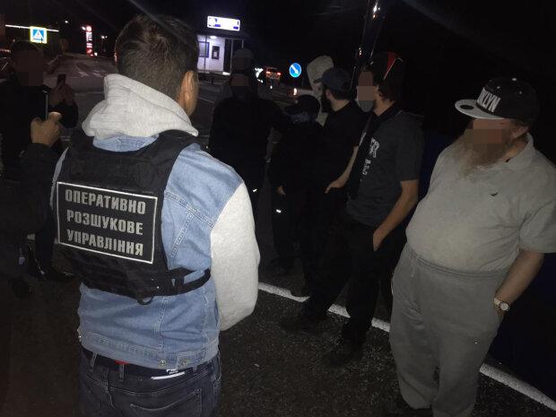Паломники-хасиды пытались незаконно попасть в Украину, фото zahidnuy.kordon