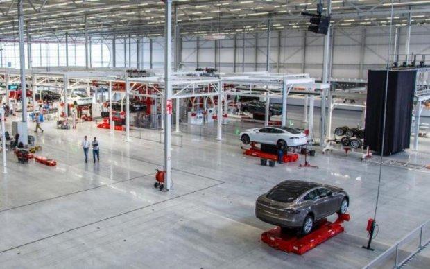 Tesla захватила китайский рынок