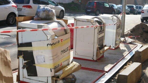 В Виннице открыли подземные площадки для мусора: как выглядит ноу-хау для сортировки отходов
