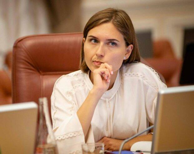 Міністр освіти Ганна Новосад