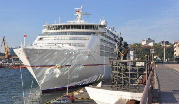 Танкер зіткнувся із круїзним лайнером біля Туреччини