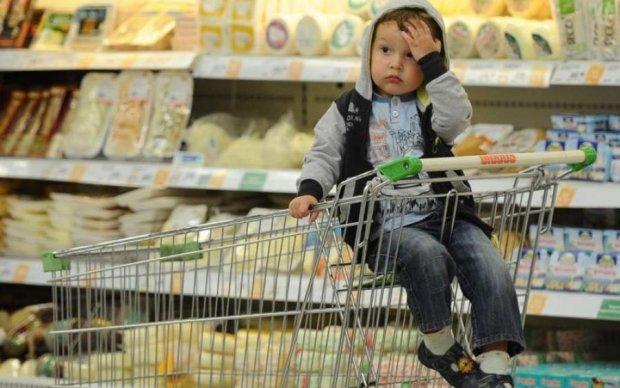 Нові ціни на продукти змусять українців худнути без дієт