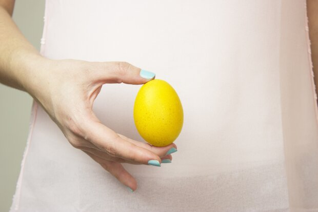 Яйце, фото pxhere