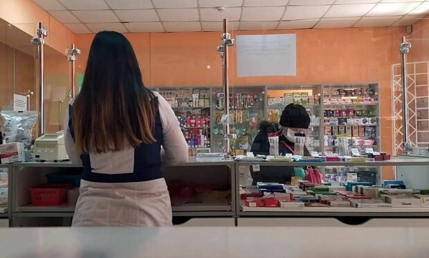 Аптека, фото: скріншот з відео