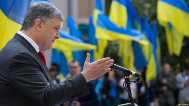 Порошенко у США обговорив Крим і Донбас