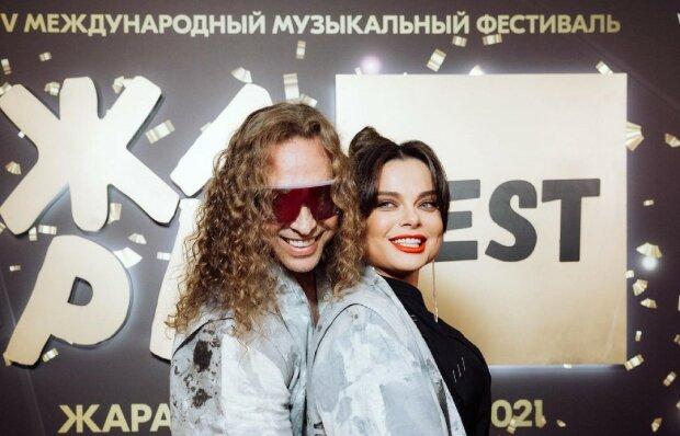 Наташа Королева и Тарзан фото: zharafest / Instagram