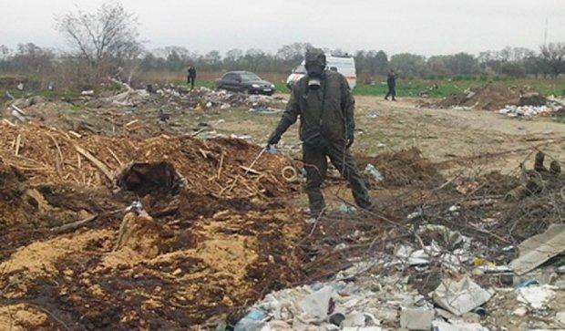 На Сумщине спасатели нашли отравленное озеро (фото)
