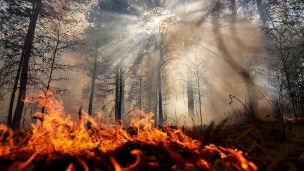 Над тонущей в адском пламени Россией заметили палачей Нибиру, до роковой минуты осталось недолго: кадры атаки