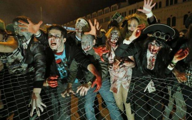Как отпраздновали Хэллоуин любители клубнички
