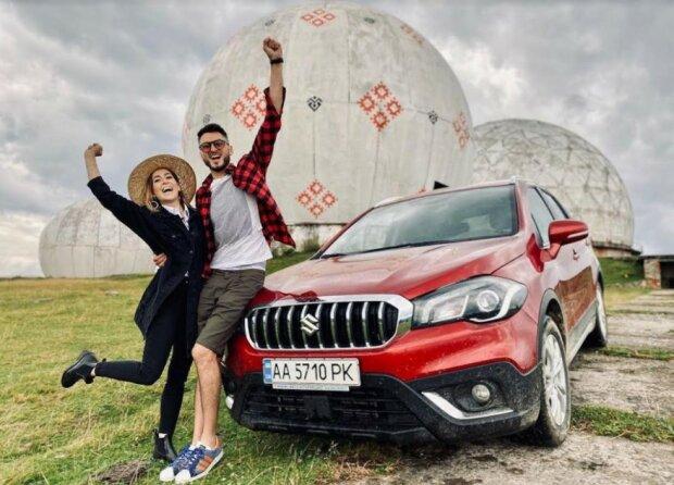 Ольга Манько і Максим Узол, фото з вільних джерел