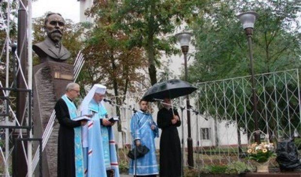 В Ивано-Франковске появился памятник Пулюю