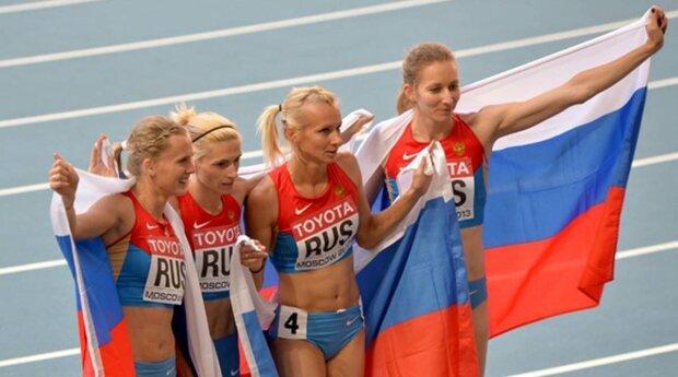 Росія пролетіла повз чемпіонат світу з легкої атлетики