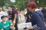 Галина Третьякова, скрин с видео