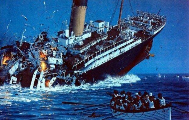 """Фильм """"Титаник"""" нам нагло врал: кто на самом деле первым делом спасал женщин и детей с тонущего лайнера"""