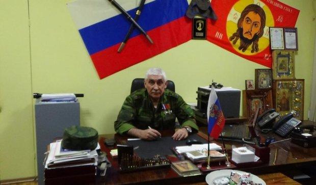 """Украинские воины уничтожили главаря """"Кальмиуса"""""""