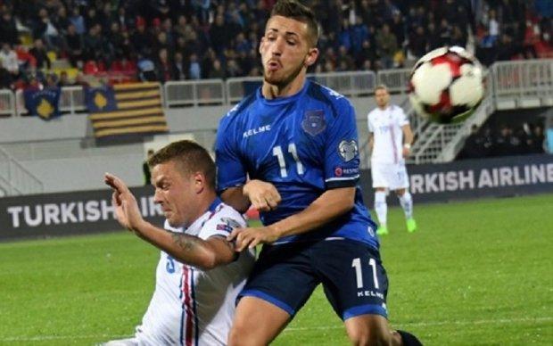 Косово - Исландия 1:2 Видео голов и обзор матча