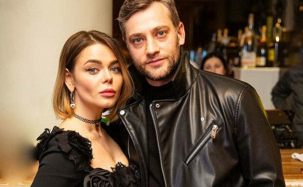 Алина Гросу и Роман Полянский, фото с Instagram