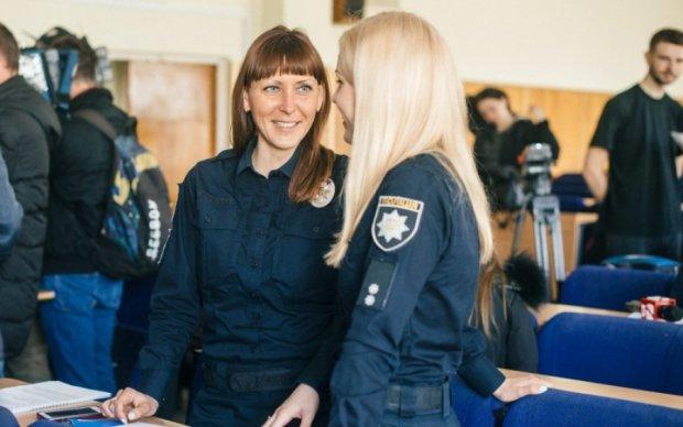 Київських поліціянтів вчать посміхатися під час проведення Євробачення