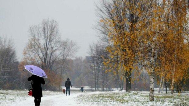 У Києві очікується морозна погода, фото Уніан