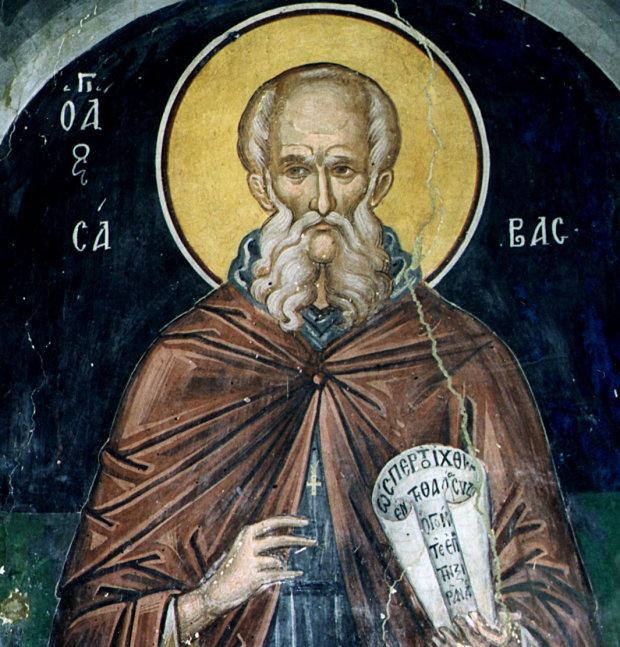 Сегодня в православии отмечают День преподобного Саввы Освященного 18 декабря: история и традиции праздника