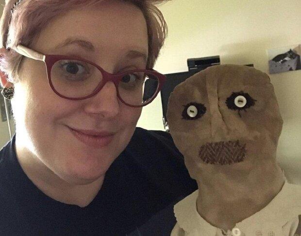 Проклятая кукла, фото Instagram