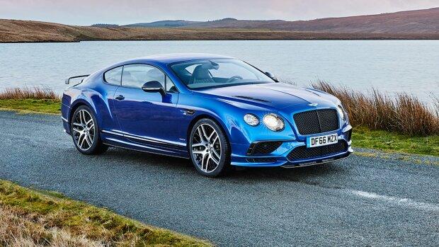 В Одессе засекли редчайший Bentley, шик и блеск: кадры облетели сеть