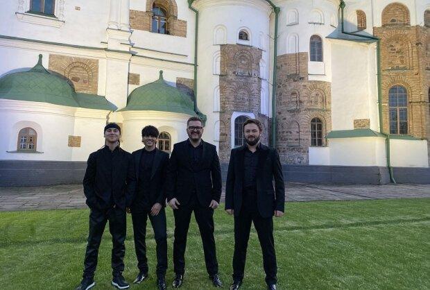 Пономарьов, Дзідзьо, Алексєєв, Пивоваров, фото з Instagram