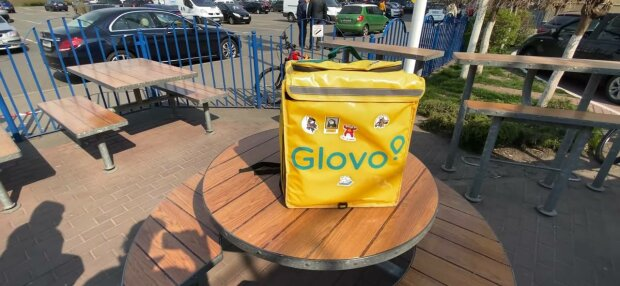 Glovo, фото: скриншот из видео