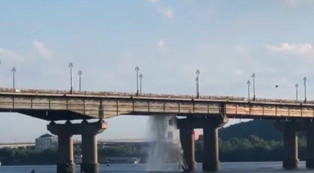 Мост Патона, фото: скриншот из видео