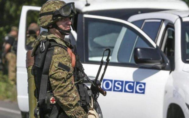 Бойовики мінометами вигнали ОБСЄ