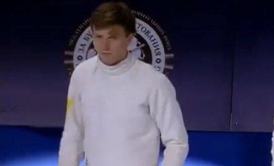Роман Свічкар, скріншот з відео