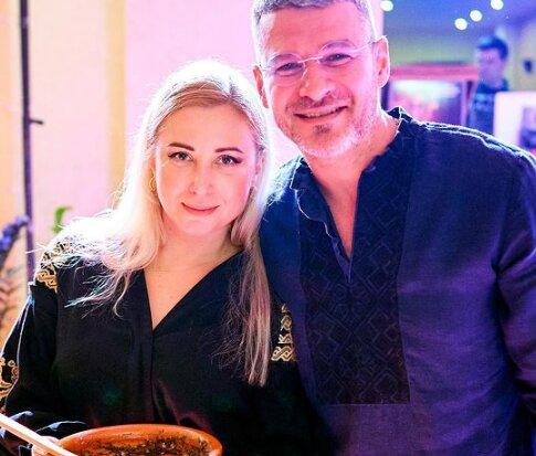 Тоня Матвиенко и Арсен Мирзоян, фото из instagram