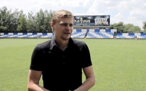 Футболіст із Західної України зізнався, що мешкає в окупованому Донецьку