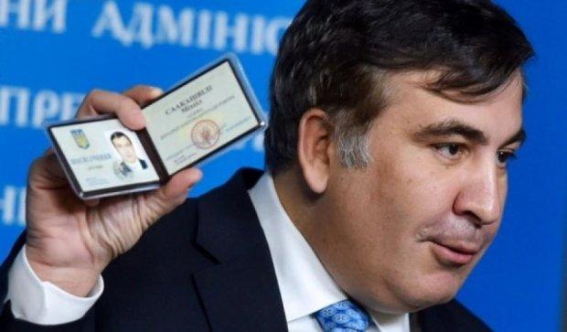 Саакашвили пойдет на следующие выборы в Украине