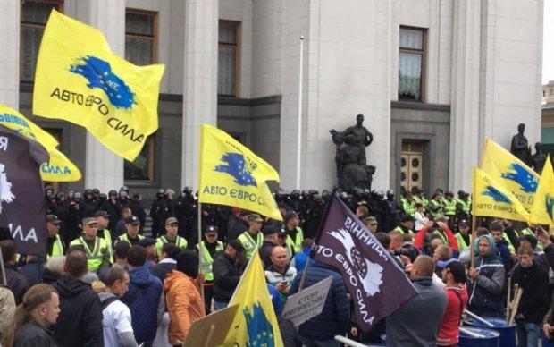 Сплошные поборы: депутаты решили придушить украинцев с евробляхами