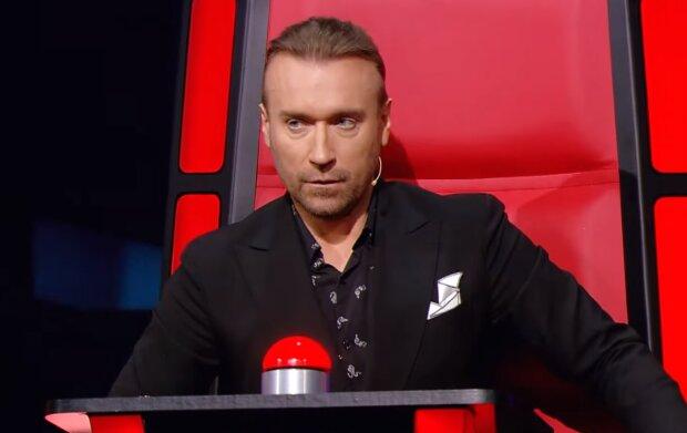 Олег Винник, кадр из видео