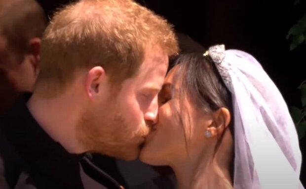 Принц Гарри и Меган Маркл, скриншот: Youtube