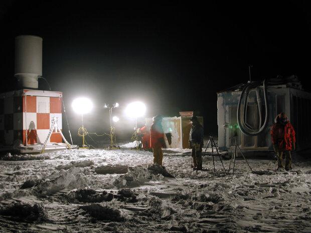 станція в Антарктиді, фото gettyimages