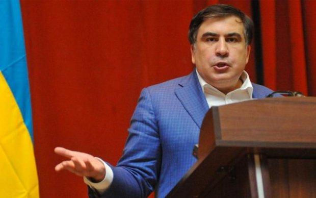 Российский политолог назвал цену украинского паспорта Саакашвили