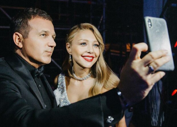 Тина Кароль и Юрий Горбунов