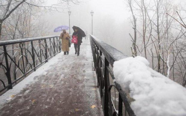 Погода 28 березня додасть нових проблем українцям