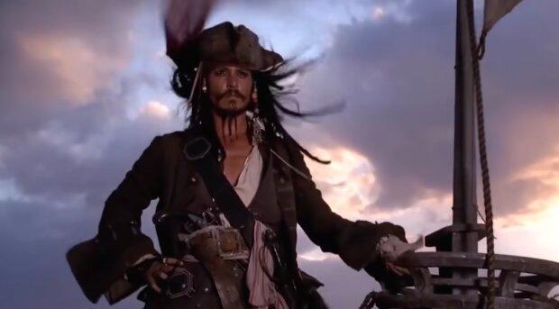 Джоні Депп, кадр з фільму